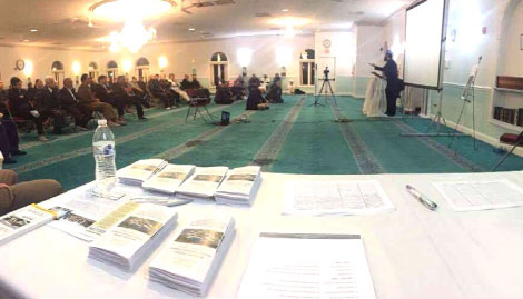 MC Funeral Chapel Islamic Community Informational Program