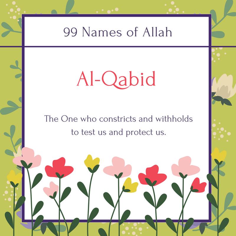 Al-Qabid